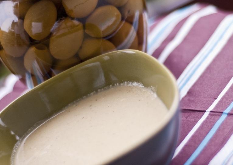 zupa krem z oliwek