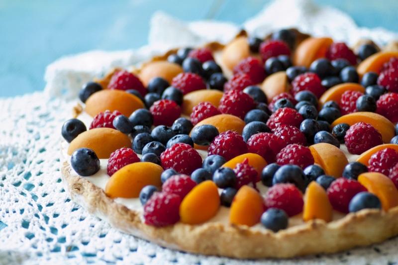 Tarta z owocami3