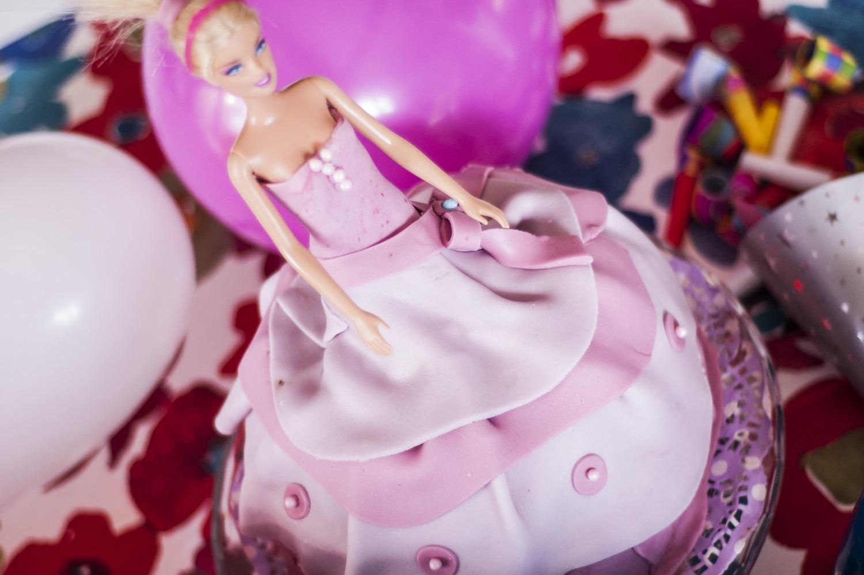 tort barbie 3