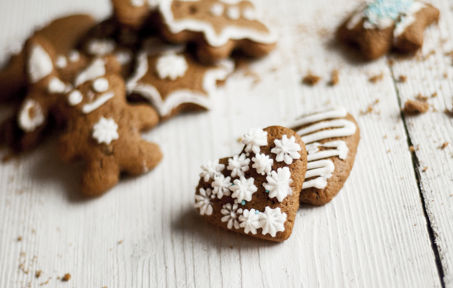 pierniczki gingerbreads