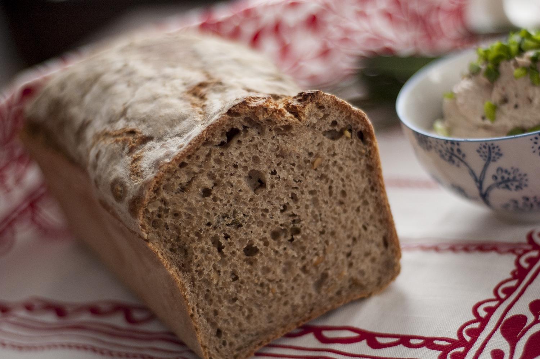 chleb żyto-orkisz