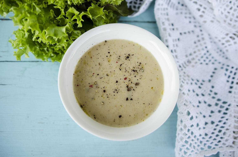 krem ze szparagów asparagus cream soup