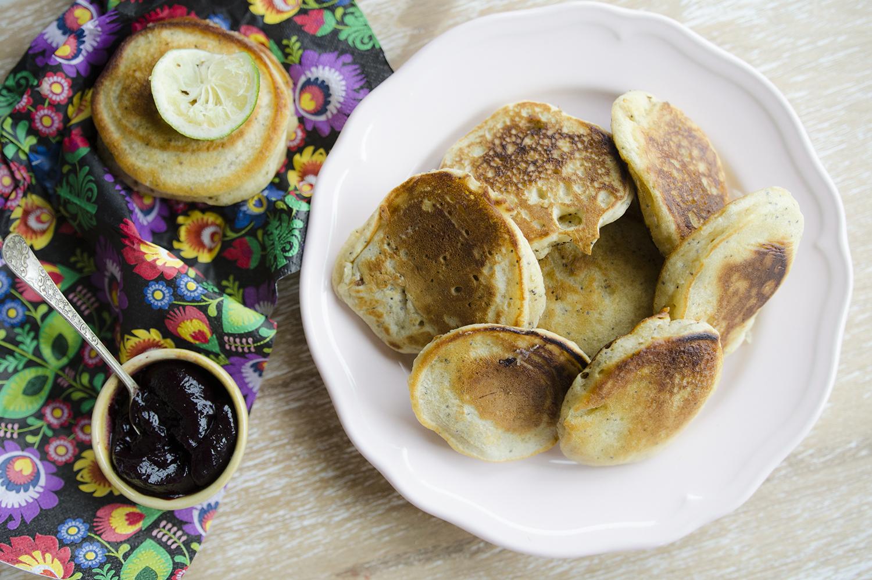 pancakes racuchy