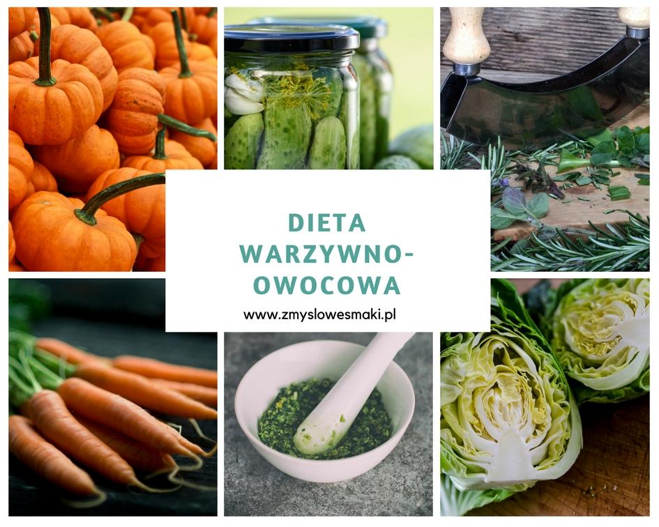 Zmyslowe Smaki Dieta Warzywno Owocowa Post Dr Dabrowskiej